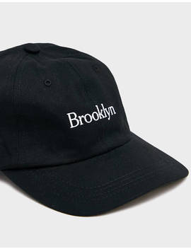 Brooklyn Local Edition Baseball Cap by The New York Times The New York Times