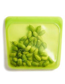 Stasher Lime Silicone Reusable Bag – 15 Oz by Stasher