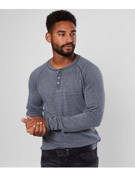 Ribbed Henley by Bke