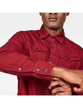 Arc 3 D Slim Shirt by G Star