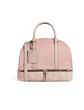 Pink Weekender Bag by Primark