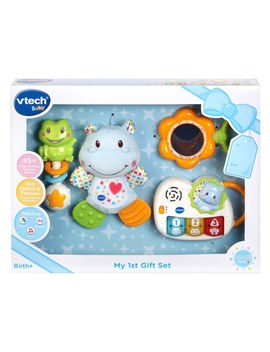 V Tech My First Gift Set Blue by Smyths