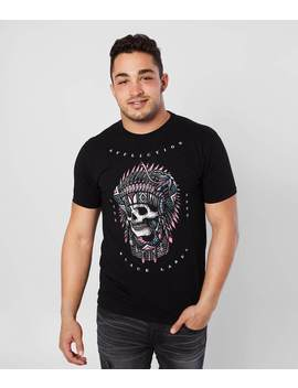 Snake Charmer T Shirt by Affliction