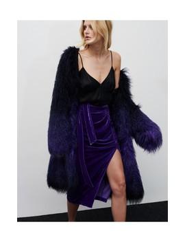 Velvet Skirt by Reserved