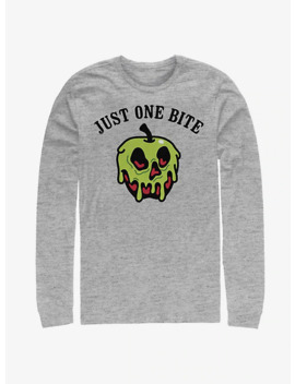 Disney Snow White One Bite Long Sleeve T Shirt by Hot Topic