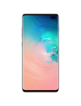 Samsung Galaxy S10+ 128 Gb   Prism White   Unlocked by Best Buy