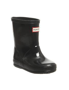 First Classic Welly Kids by Hunter