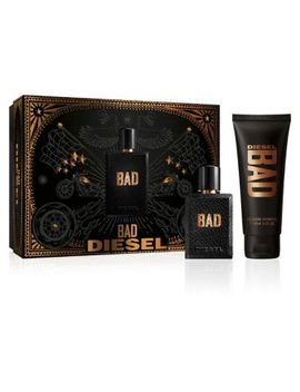 Diesel Bad Intense 50ml Eau De Toilette Mens Aftershave Gift Set by Diesel