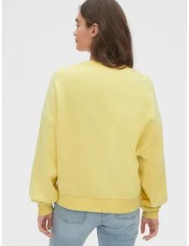 Vintage Soft Relaxed Crewneck Sweatshirt by Gap