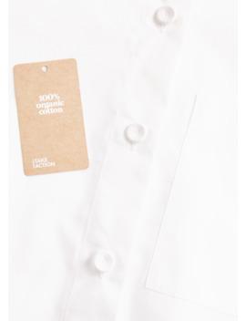 Koszula Z Bawełny Organicznej by Mango