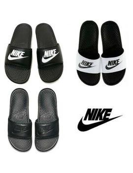 Nike Mens Slides Benassi Sliders Jdi Summer Slippers Pool Sandals Flip Flops by Ebay Seller