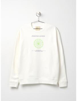 Paloma Wool Hotel Tarot Sweater   Off White by Garmentory