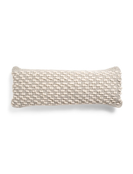 Made In India 14x38 Pillow by Tj Maxx