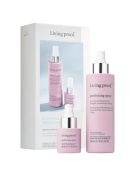 Go Beyond   Healthy Restore Perfecting Spray Duo by Living Proof