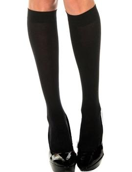 Opaque | Knee High Socks by Music Legs
