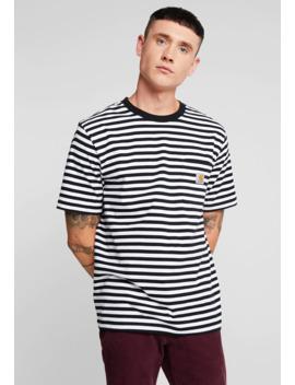 Haldon Pocket   T Shirt Print by Carhartt Wip