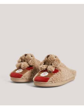 Pantofole Puppylatte by Oysho