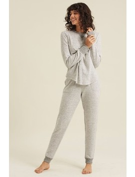Fat Face Natural Soft Stripe Joggers by Next