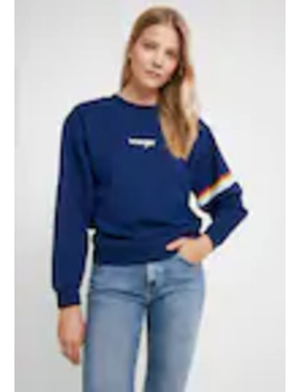 80 S Retro   Sweatshirt by Wrangler