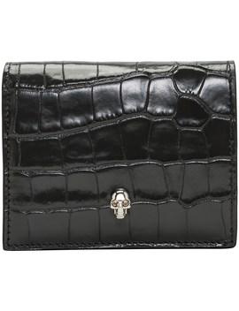 New Folded Wallet by Alexander Mc Queen