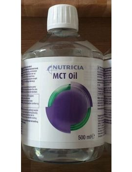 Nutricia Mct Oil   Nutritional Supplement Keto Diet Weight Fat Loss Energy 500ml by Ebay Seller