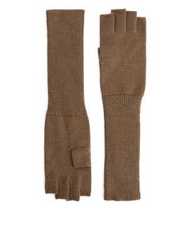 Fingerless Long Gloves by Arket