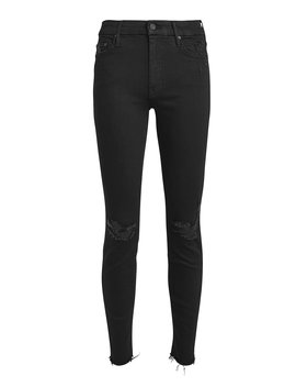 The Looker High Rise Skinny Jeans by Mother