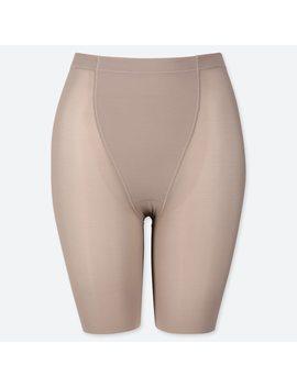 Damen Figurformende Shorts Mit Hohem Bund by Uniqlo