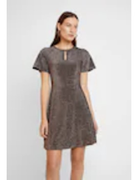 Keyhole Fit And Flare   Jerseyklänning by Dorothy Perkins
