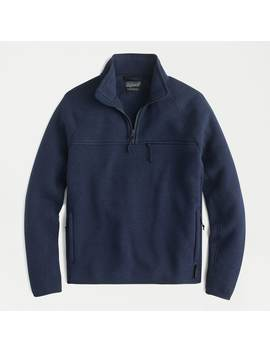 Nordic Half Zip Pullover In Polartec® Sweater Fleece by Nordic Half Zip Pullover In Polartec