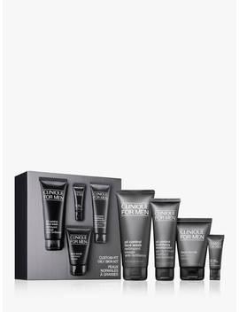 Clinique For Men Essentials Oil Control Skincare Gift Set by Clinique