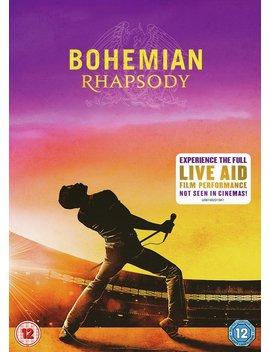 Bohemian Rhapsody Dvd880/9784 by Argos