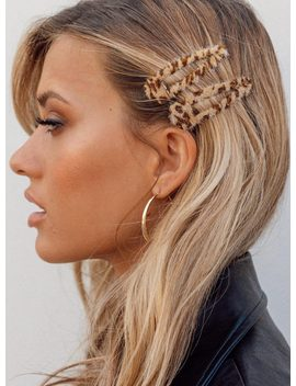 Nessi Hair Clips by Princess Polly