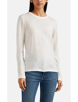 Cashmere Long Sleeve T Shirt by Barneys New York
