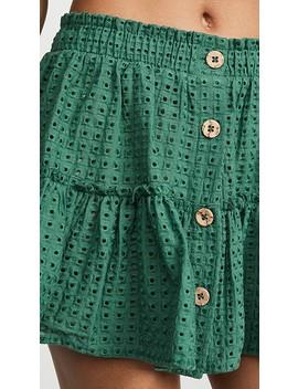 Portola Nellie Skirt by Eberjey