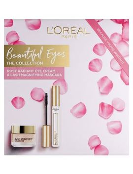 L'oreal Paris Age Perfect Beautiful Eyes Golden Age Gift Set For Her by L'oreal