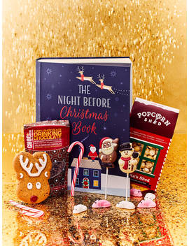 John Lewis & Partners The Night Before Christmas Gift Book by John Lewis & Partners