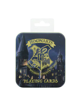 Harry Potter Hogwarts Playing Cards by Superdrug