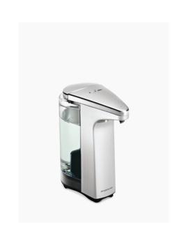 Simplehuman Compact Sensor Dispenser With Soap by Simplehuman