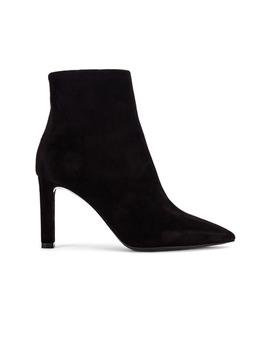 Kate Zip Ankle Booties by Saint Laurent
