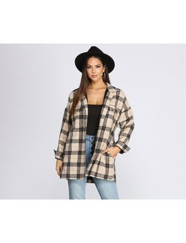 Keep It Chill Woven Flannel by Windsor