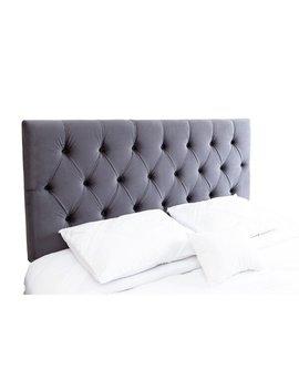 Nyasia Full/Queen Upholstered Panel Headboard by Allmodern