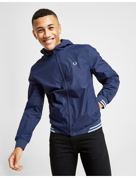 Fred Perry Twin Tipped Hooded Jacket by Fred Perry