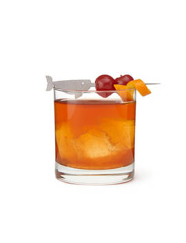 Thirsty Narwhal Cocktail Picks by Uncommon Goods