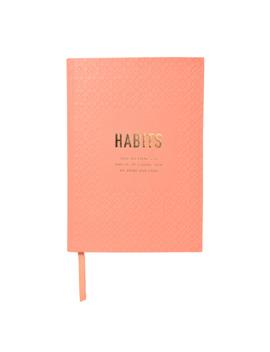 Kikki.K Habits Hardcover Guided Journal by Kikki.K