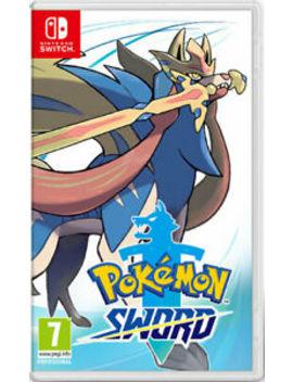Pokemon Sword Switch by Ebay Seller