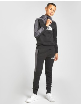 The North Face Fabmix Fleece Joggers Junior by The North Face