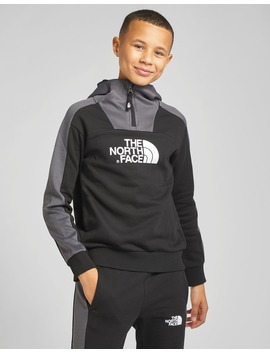 The North Face Fabmix Fleece Hoodie Junior by The North Face