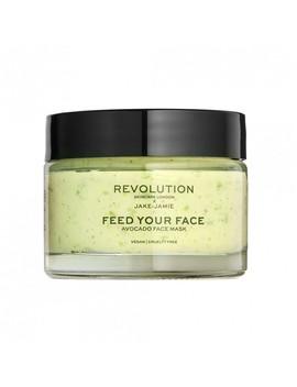 X Jake   Jamie Avocado Face Mask 50 M L by Revolution