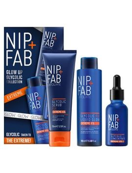 Nip+Fab Glow Up Glycolic Collection by Nip+Fab
